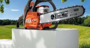 Elige una buena motosierra Oleo Mac